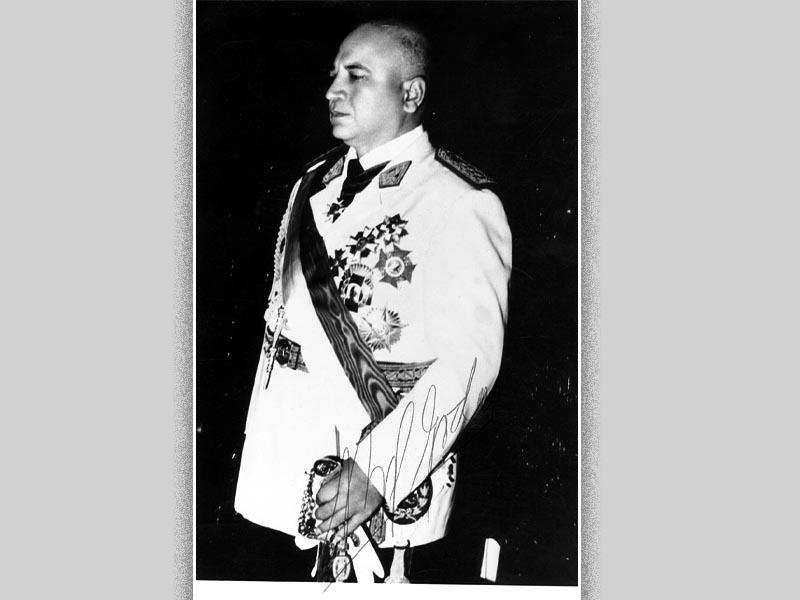 Περού - Στρατηγός Ρ. Περέζ - πραξικόπημα, 1962