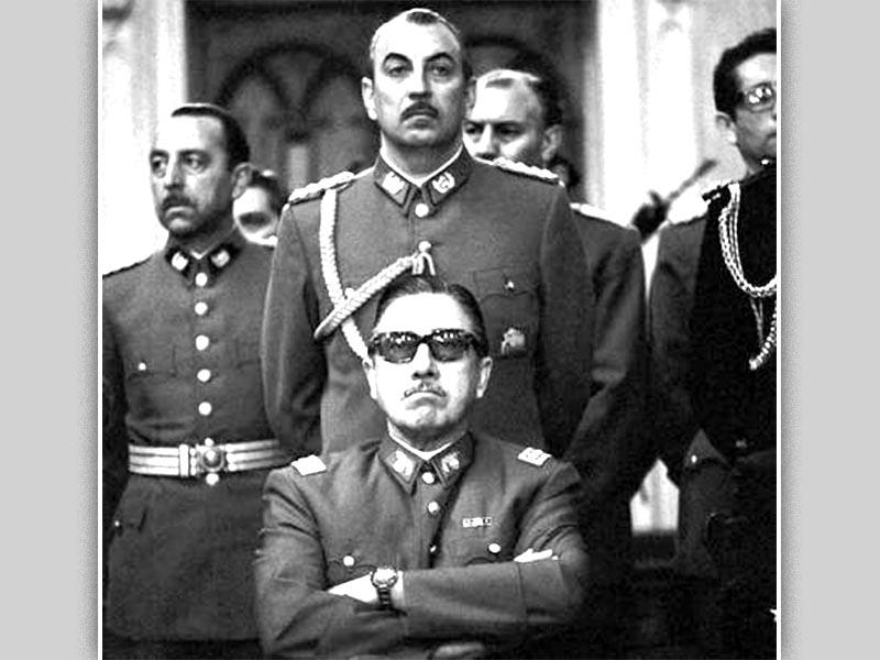Χιλή - δικτατορία - Πινοσέτ