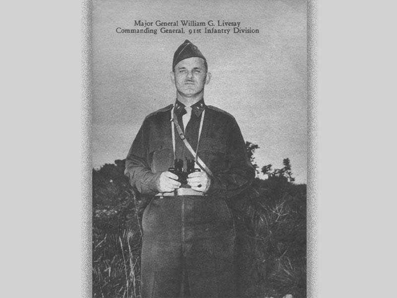 ΗΠΑ - Ελλάδα - Εμφύλιος - στρατηγός Ουίλιαμ Λίβσεϊ