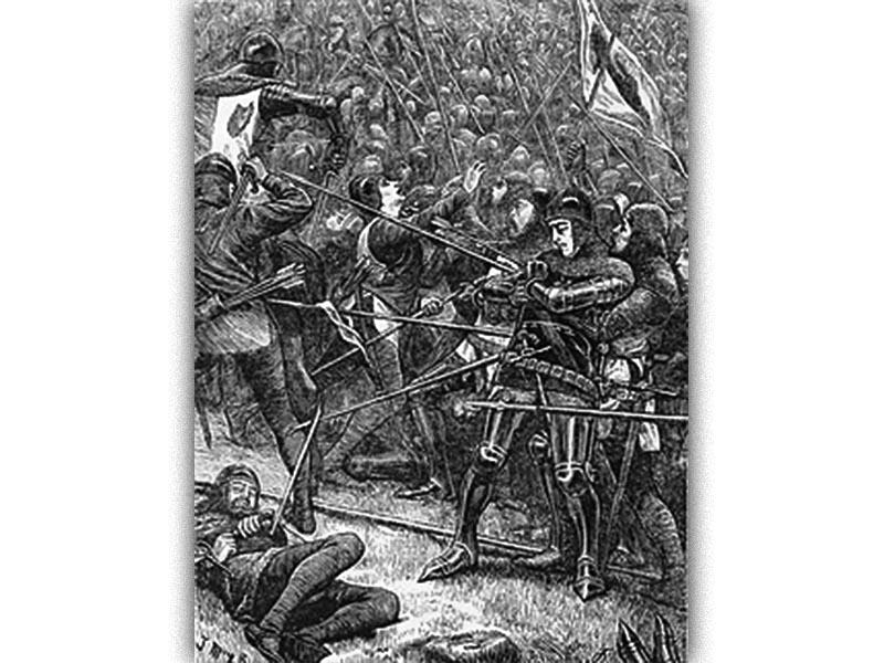 Σκωτία - Αγγλία - Πόλεμοι για τη Σκωτσέζικη ανεξαρτησία - Μάχη του Χάλιντον Χιλ