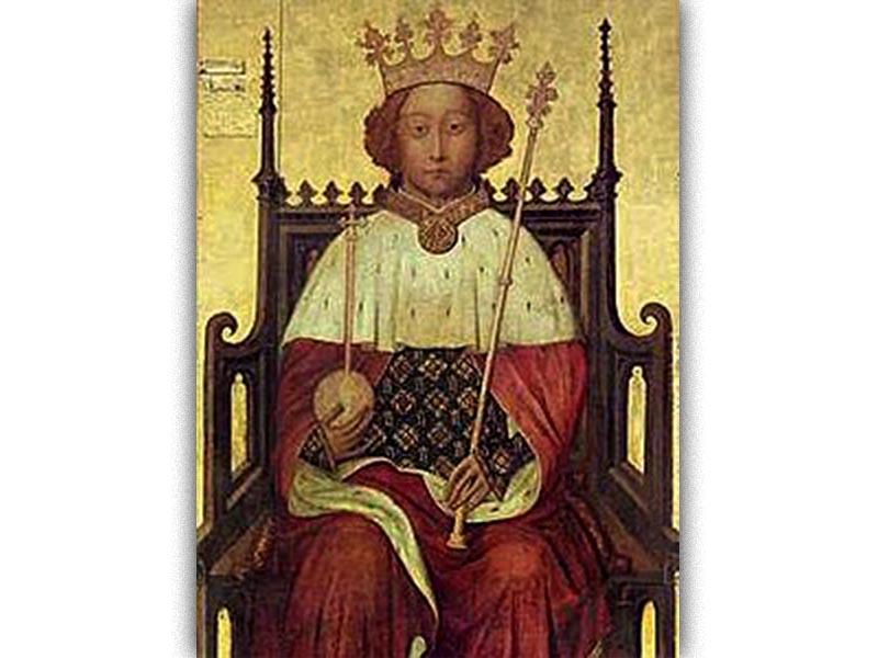 Αγγλία - Ριχάρδος Β΄