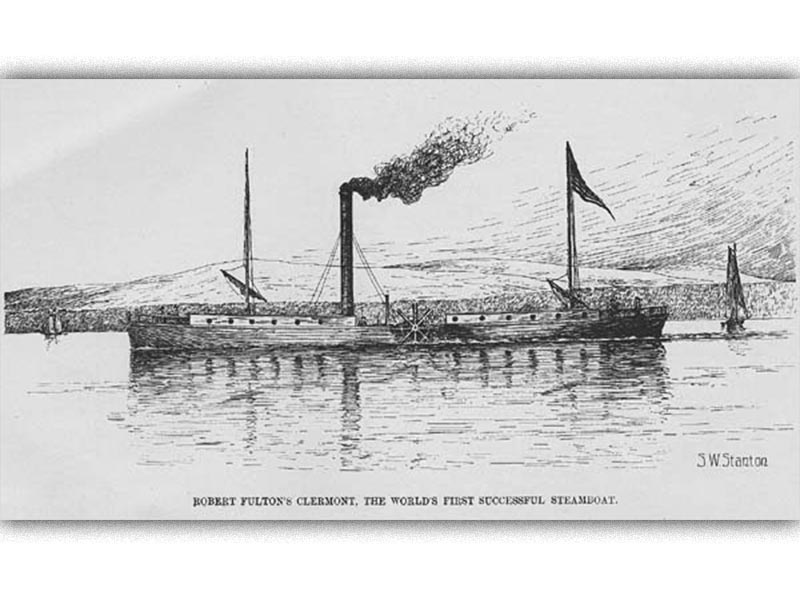 Ναυπηγική - Γκρέητ Μπρίταιν - το πρώτο σιδερένιο και ελικοκίνητο υπερωκεάνιο του κόσμου