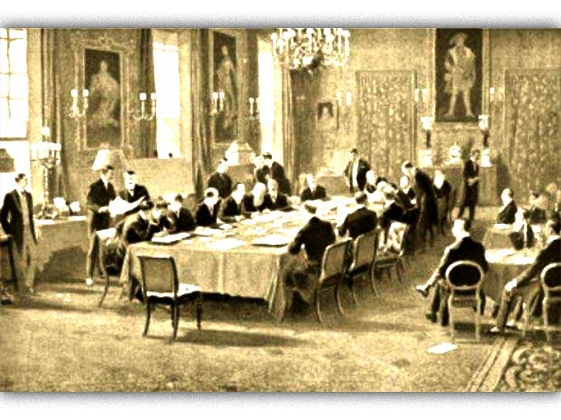 Ευρωπαϊκές Δυνάμεις - Οθωμανική Αυτοκρατορία - Συνθήκη του Λονδίνου, 1841