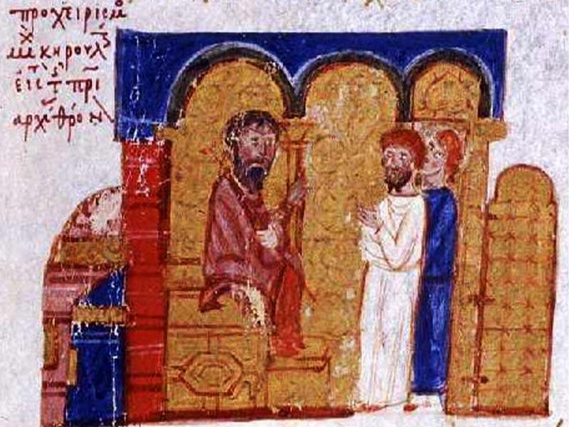 Θρησκεία - Χριστιανισμός - Σχίσμα, 1054 - Μιχαήλ Κηρουλάριος
