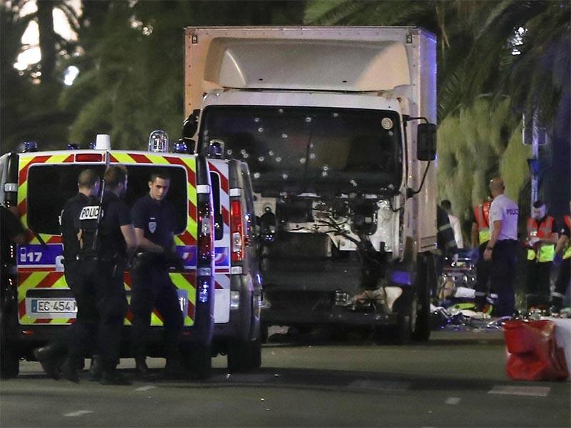 Γαλλία - Νίκαια - Επίθεση με φορτηγό, 2016