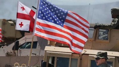«Agile Spirit 2021»: Πολυεθνική στρατιωτική άσκηση των ΗΠΑ – ΝΑΤΟ στη συνοριογραμμή με τη Ρωσία, στην Γεωργία