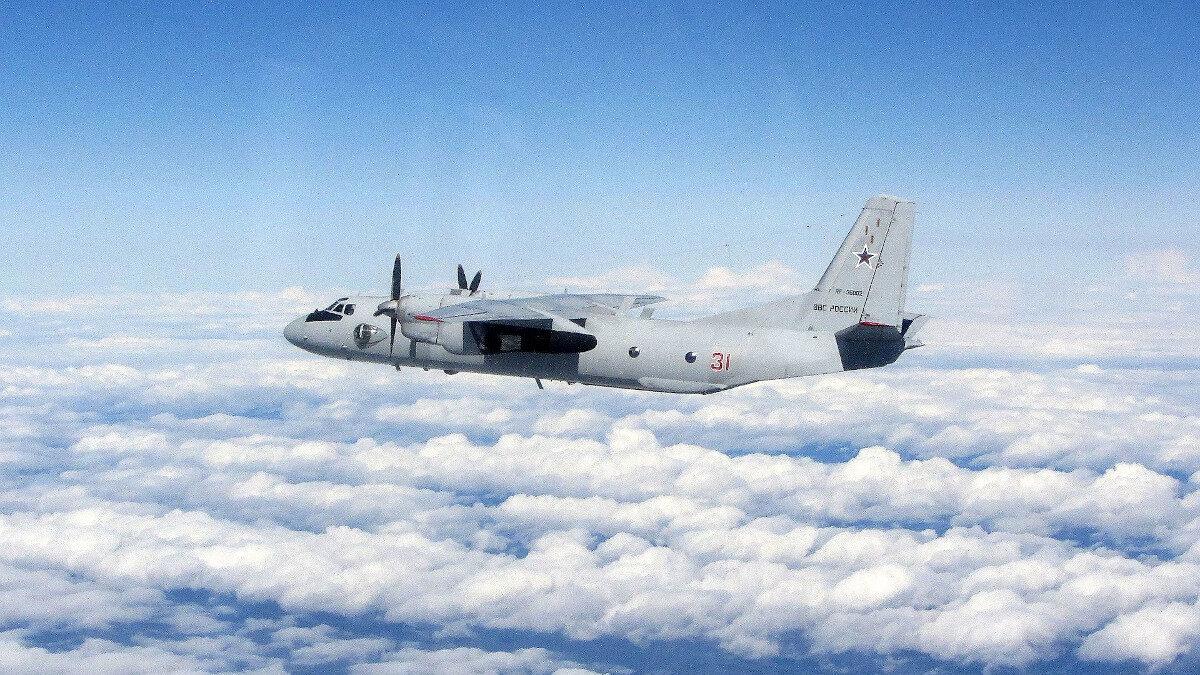Μεταγωγικό αεροσκάφος Antonof (ΑΝ-26)