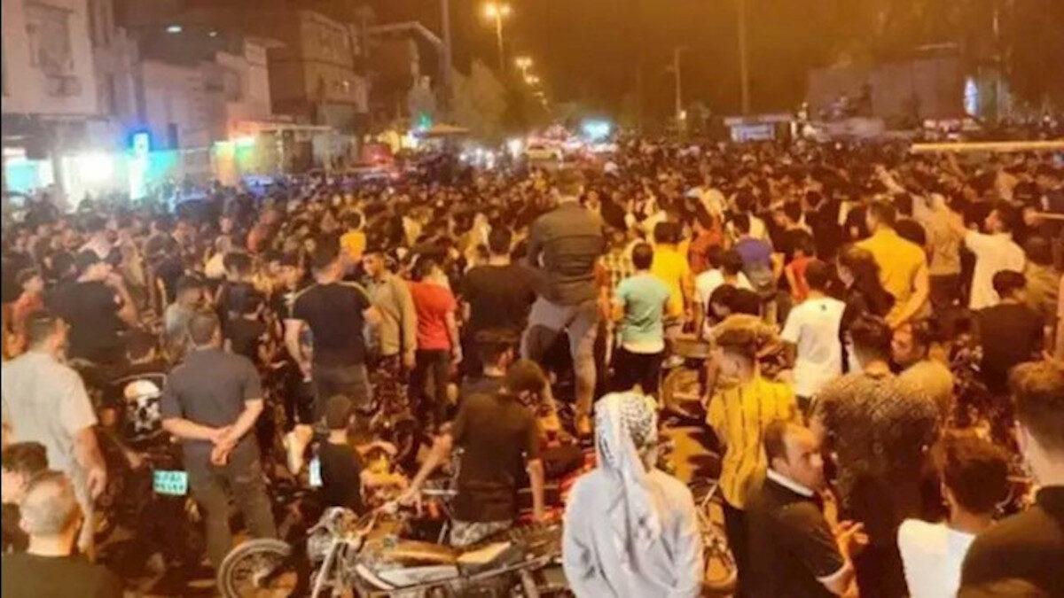 Διαδηλώσεις στο Ιράν για την έλλειψη νερού