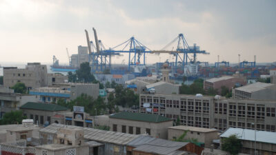Πόρτ Σουδάν. Λιμάνι του Σουδάν στην Ερυθρά Θάλασσα