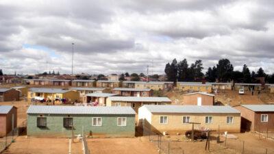 Σπίτια εργατών στο προάστιο του Γιοχάνεσμπουργκ (Νότια Αφρική), Σοβετο, σύμβολο του αγώνα των μαύρων κατά του ρατσισμού