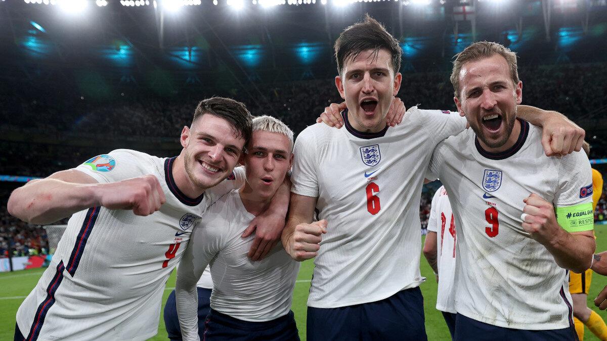 Ευρωπαϊκό Πρωτάθλημα: Αγγλία - Δανία 2-1 στην παράταση
