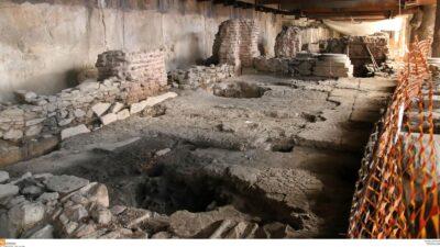Αρχαία στα έργα του ΜΕΤΡΟ της Θεσσαλονίκης
