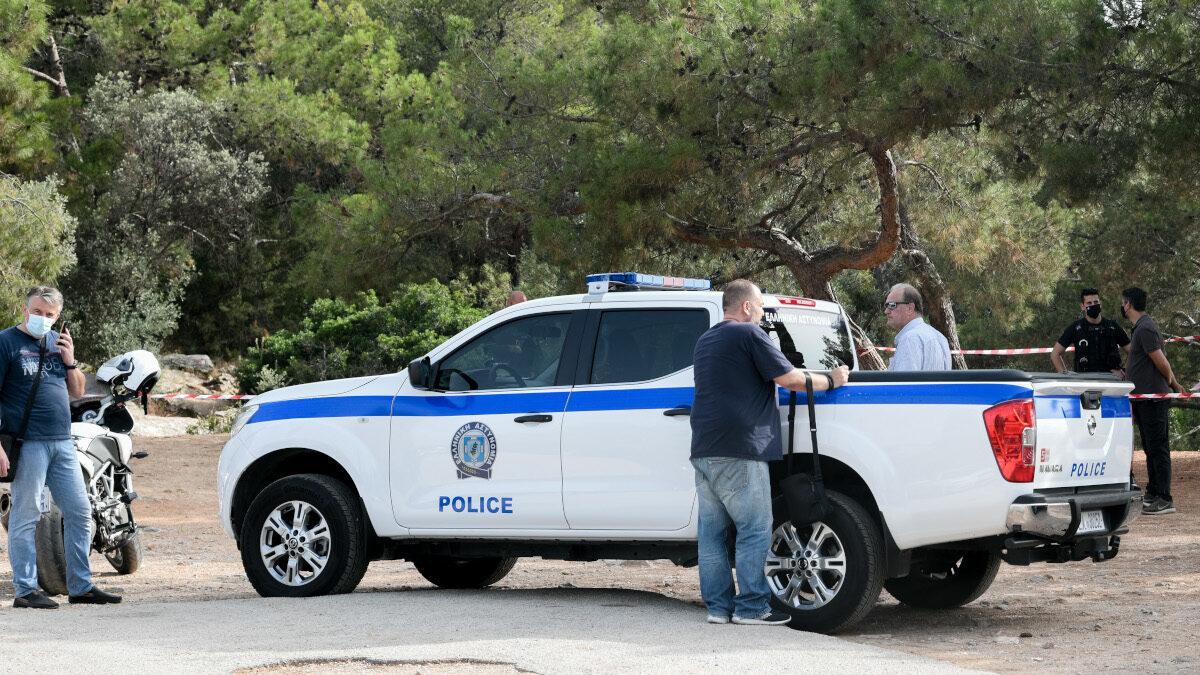 Έρευνα - Όχημα της αστυνομίας