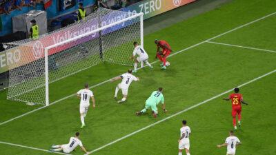 Ευρωπαϊκό Πρωτάθλημα: Βέλγιο - Ιταλία 1-2