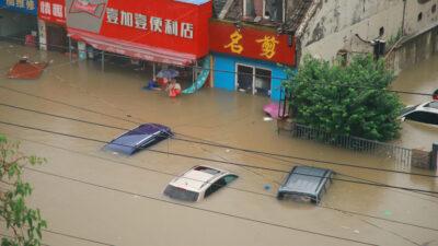 Πλημμύρες στην Κίνα - Ιούλης 2021