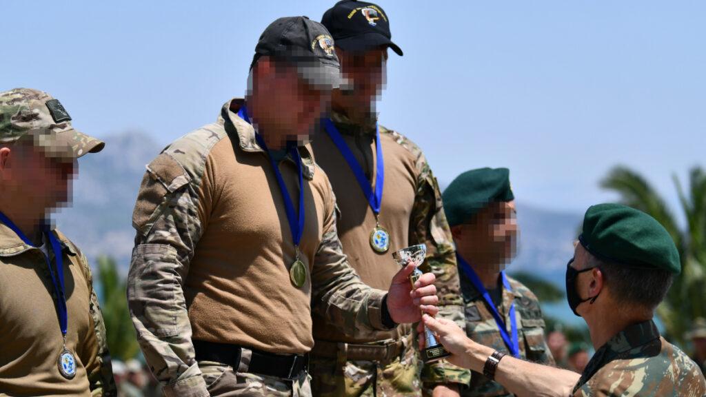 Διακλαδικοί Στρατιωτικοί Αγώνες Μονάδων Ειδικών Επιχειρήσεων της Διοίκησης Ειδικού Πολέμου του ΓΕΕΘΑ