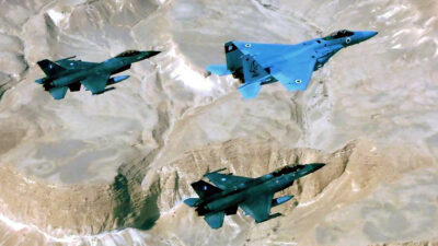 F-16 Block 52+ της 110 ΠΜ / Συνκπαίδευση της Ελληνικής Πολεμικής Αεροπορίας στο Ισραήλ με την Πολεμική Αεροπορία της χώρας - Ovda, Israel, 2011