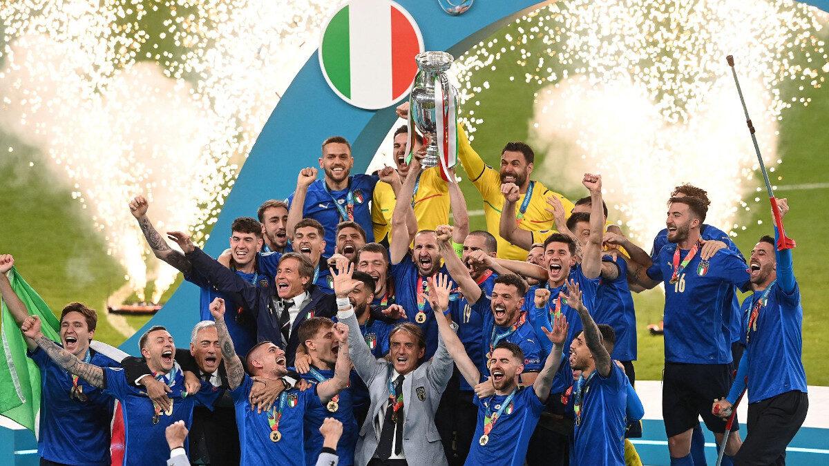Η Ιταλία Πρωταθλήτρια Ευρώπης - Euro2020