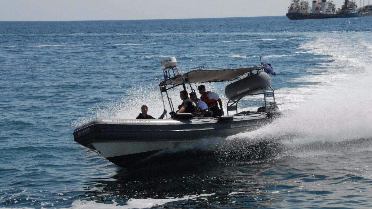 Ταχύπλοο της Λιμενικής Ναυτικής Αστυνομίας Κύπρου