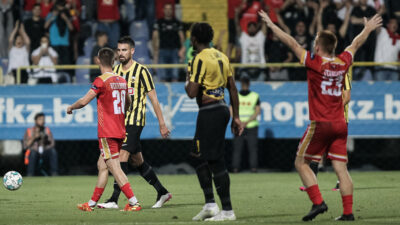 Europa Conference League: Βελέζ Μοστάρ-ΑΕΚ 2-1
