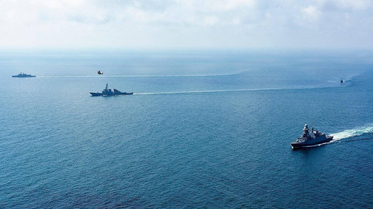 Ναυτική Άσκηση χωρών μελών του ΝΑΤΟ και άλλων στη Μαύρη Θάλασσα - BREEZE 2021 - Συμμετοχή της ΤΠΚ Δανιόλος (P88) του Πολεμικού Ναυτικού
