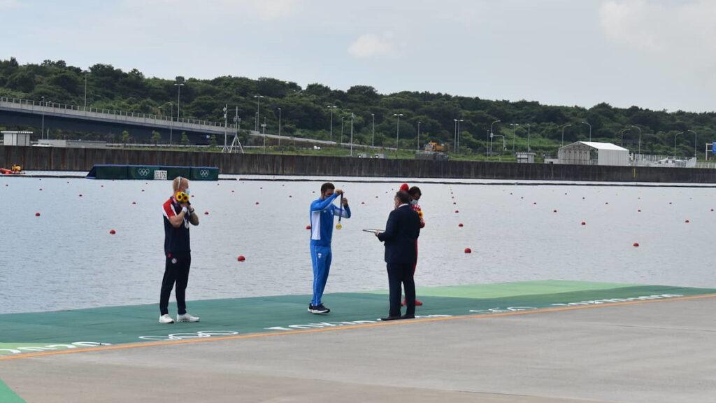 Ολυμπιακοί αγώνες – Τόκυο 2020: Χρυσός ο Ντούσκος στο μονό σκιφ