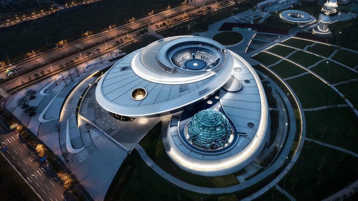 Το μουσείο Αστρονομίας της Σαγκάης