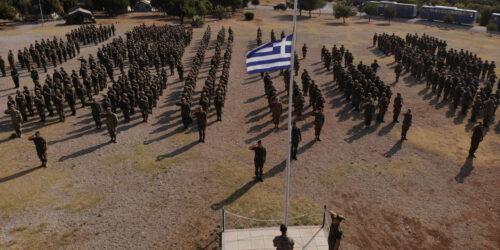 Θερινή στρατιωτική εκπαίδευση της Στρατιωτικής Σχολής Ευελπίδων (ΣΣΕ) - Ιούλης 2021 /
