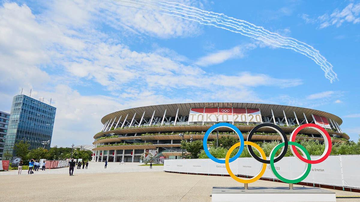 Ολυμπιακοί Αγώνες - Τόκυο 2020