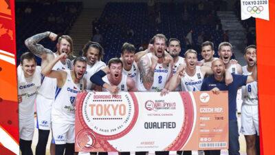 Η Τσεχία κέρδισε την Εθνική και πήρε το εισιτήριο για τους Ολυμπιακούς Αγώνες του Τόκιο