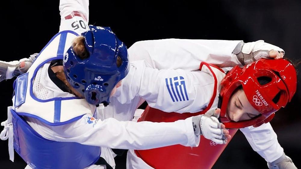 Ολυμπιακοί Αγώνες Αγώνες - Τόκυο 2020: Την 7η θέση κατέλαβε η Φανή Τζέλη