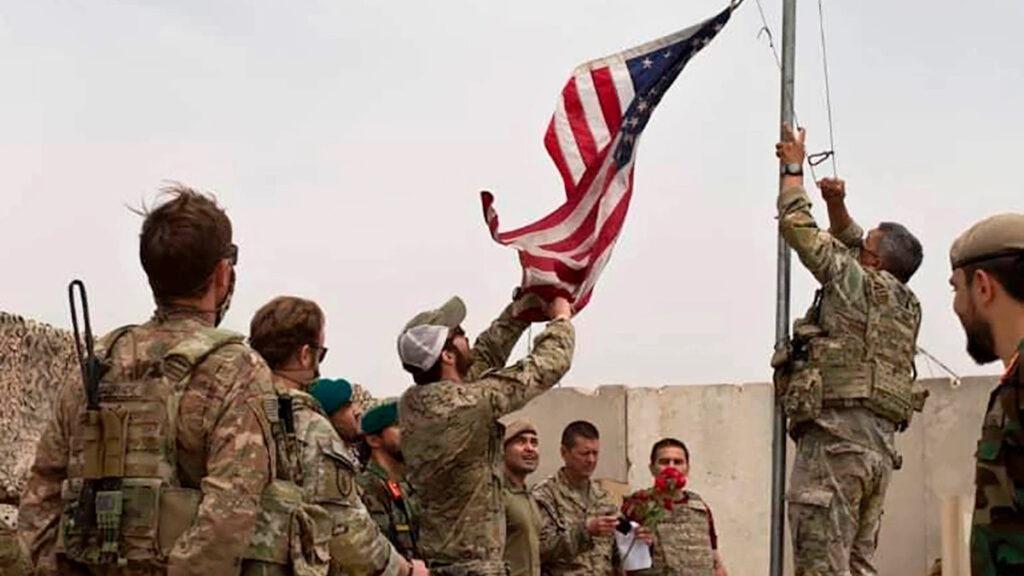 Στρατιώτες των ΗΠΑ αποχωρούν από το Αφγανιστάν μετά από 20 χρόνια κατοχής - Γενάρης 2020