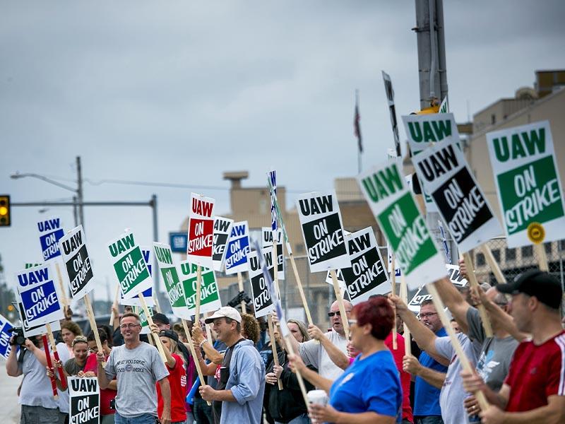 ΗΠΑ - Εργατικό κίνημα - General Motors - Απεργία, 2019