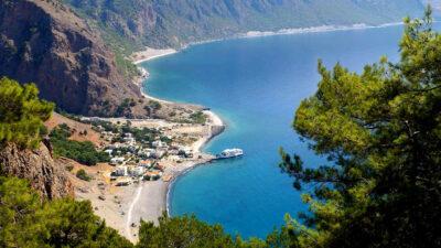 Αγία Ρούμελη Σφακίων, Χανια, Κρήτη