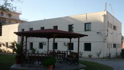 Κτίριο της Σχολής Τεχνικής Εκπαίδευση Αξιωματικών Μηχανικού (ΣΤΕΑΜΧ) του Στρατού Ξηράς