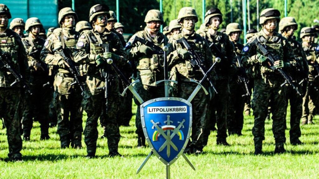 Three Swords: Άσκηση στην Ουκρανία με ΗΠΑ Πολωνία Λιθουανία