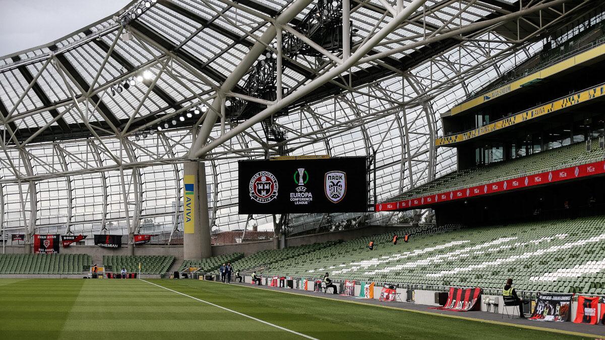 UEFA CONFERENCE LEAGUE 2021-2022 / ΠΡΟΚΡΙΜΑΤΙΚΑ / ΜΠΟΕΜΙΑΝ - ΠΑΟΚ