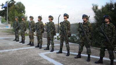 Στρατιώτες της 96 ΑΔΤΕ, Χίου