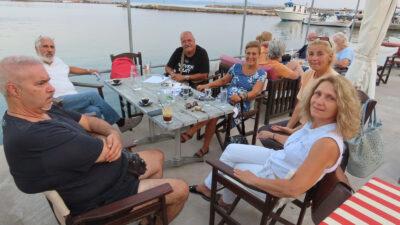 Λαϊκή Συσπείρωση Χίου και Βορείου Αιγαίου: Περιοδεία στη Βολισσό 14/8/2021