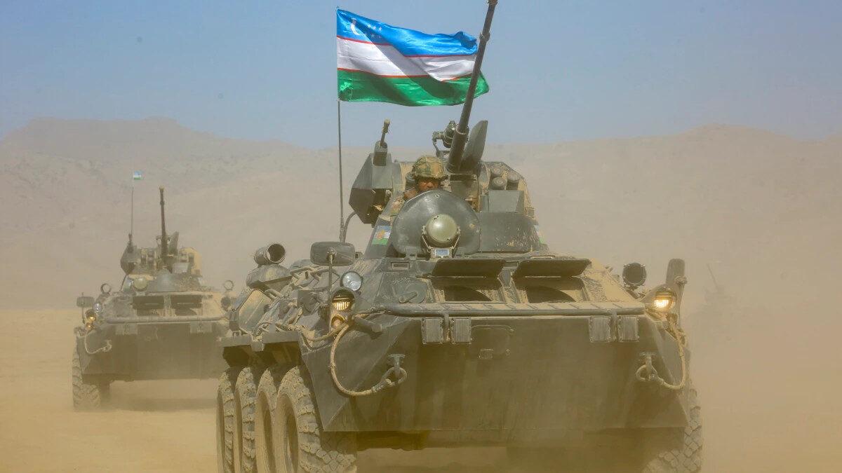 Ασκήσεις Ρωσίας, Ουζμπεκιστάν, Τατζικιστάν στα σύνορα με Αφγανιστάν - Αύγουστος 2021