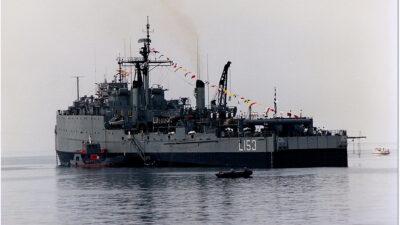 Αποβατικό Δεξαμενόπλοιο «Ναυκρατούσα» L-153 (1971-2000)