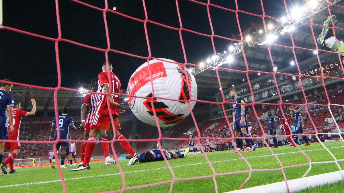 Προκριματικά Europa League: Ολυμπιακός – Σλόβαν Μπρατισλάβας 3-0