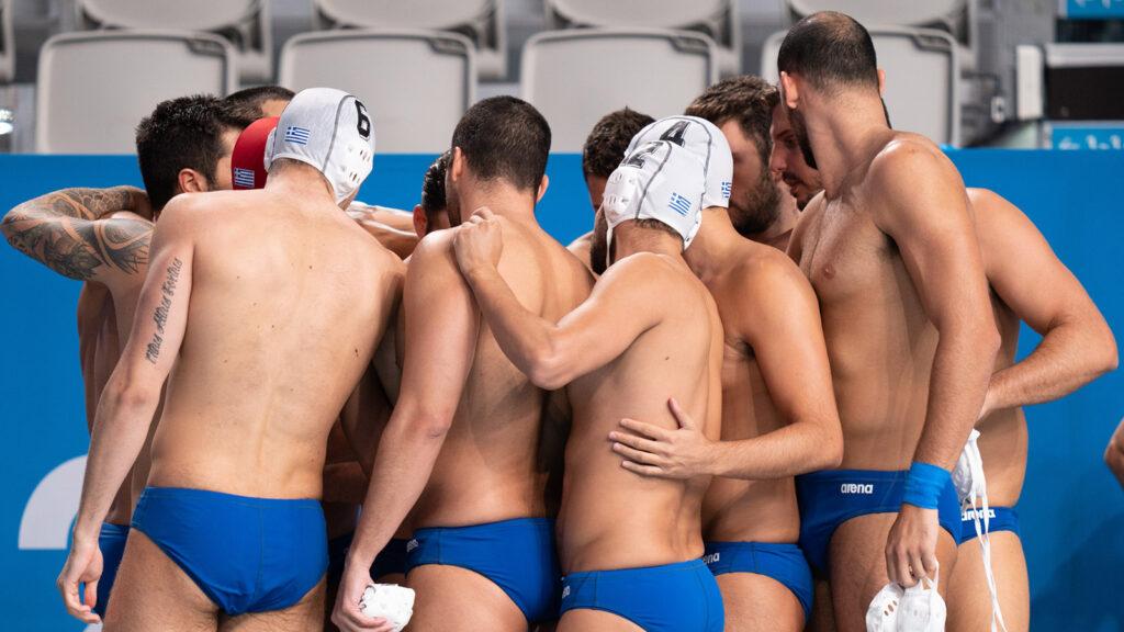 Οι Άνδρες της Εθνικής Πόλο στους Ολυμπιακούς Αγώνες - Τόκιο 2020