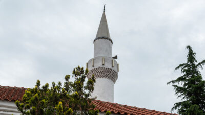 Μουσουλμανική μειονότητα - Θράκη - τζαμί - Στιγμιότυπο από το χωριό Σάπες στο νομό Ροδόπης