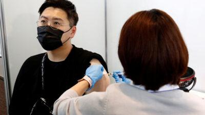 Εμβολιασμός στην Ιαπωνία