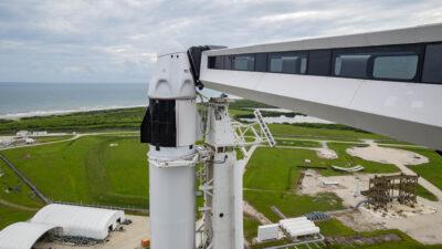 Ο πύραυλος Falcon 9