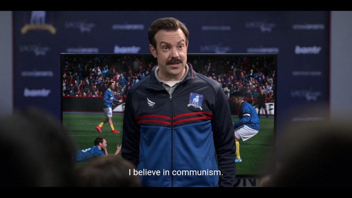 Jason Sudeikis στο Ted Lasso: Μία (μη) ποδοσφαιρική σειρά
