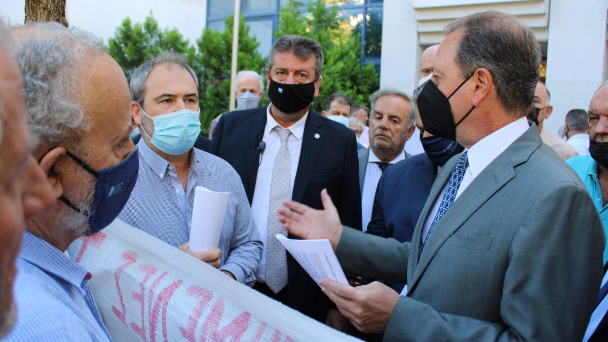 Παρέμβαση της Ομοσπονδίας Αγροτικών Συλλόγων Αιτωλοακαρνανίας στη φιέστα του Υπουργείου Αγροτικής Ανάπτυξης