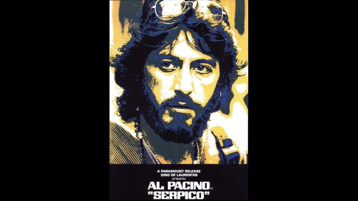"""Al Pacino, """"Serpico"""""""
