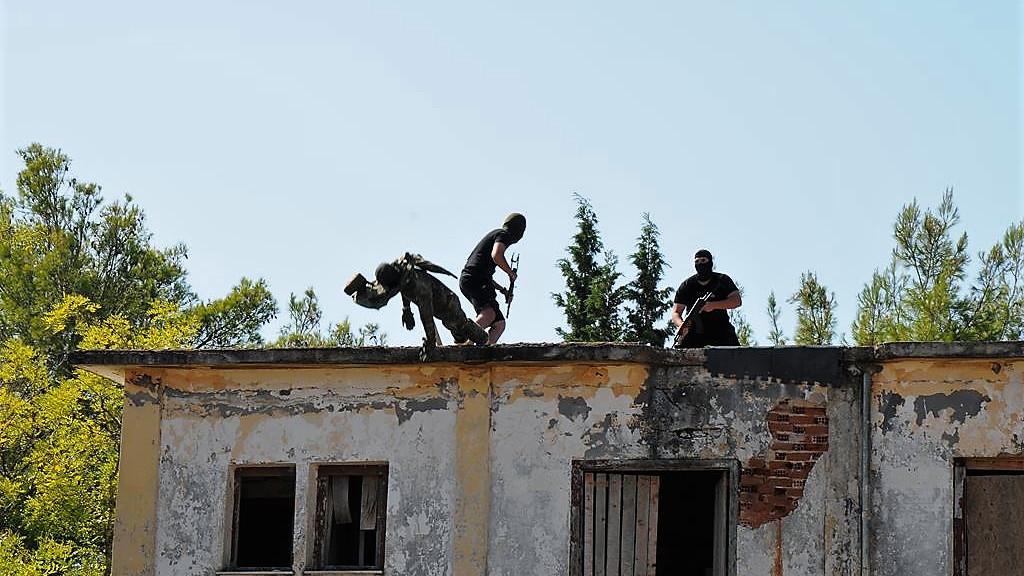 Συνεκπαίδευση ΕΔ ανάμεσα σε Ελλάδα και Βουλγαρία